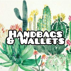 Handbags and Wallets 👜👛❤